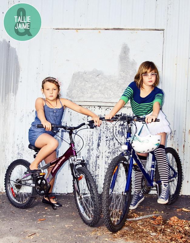 Tallie and Jaime - Ottawa Velo Vogue