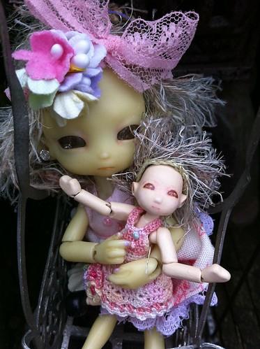 """TiGGy LuV's """"Mini TiGGs"""" by DollZWize"""