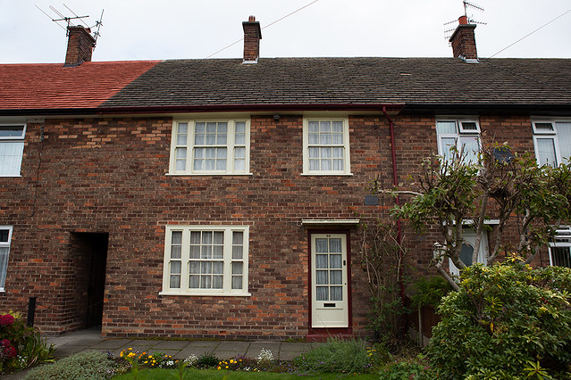Childhood Home of Paul McCartney