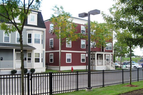 affordable multi-family housing in Boston (c2012 FK Benfield)