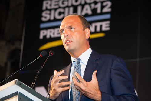 Pdl, Alfano incontra Cascio per rafforzare partito in Sicilia$