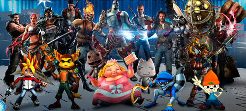 Developer Diary for PlayStation All-Stars Goes Behind The Scenes