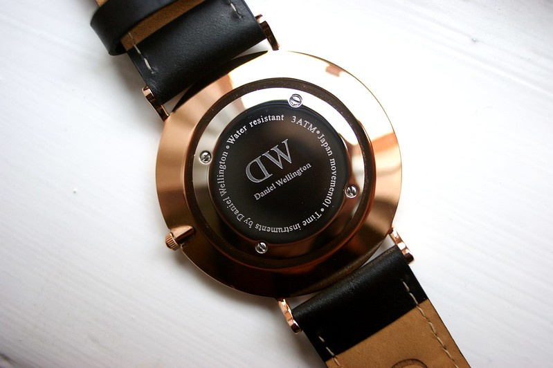 Daniel Wellington wristwatch