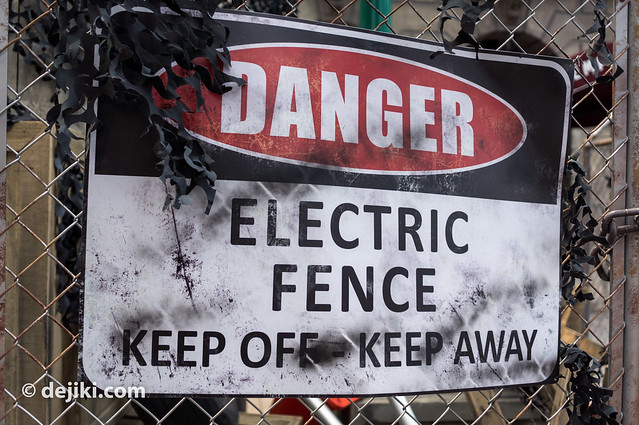 Total Lockdown - Electric