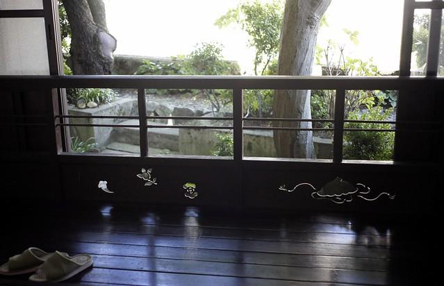 室生犀星ゆかりの地を訪ねて 雨宝院2