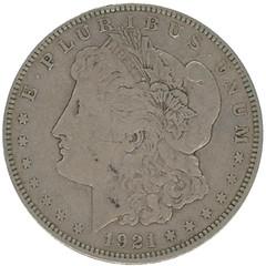 Clyde Barrow dollar obverse