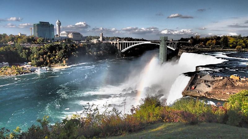 Niagara Falls - American Side