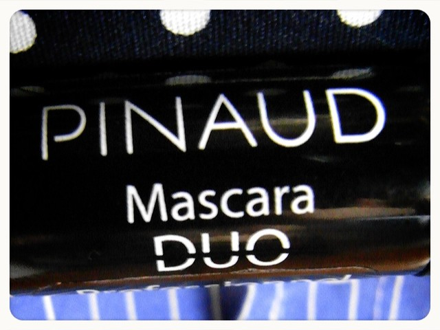 Pinaud máscara duo