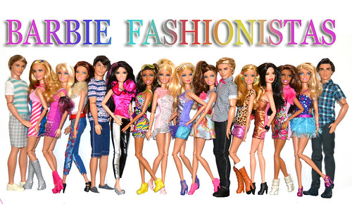 Barbie Fashionistas Photo Shoot Game Barbie Fashionista Doll