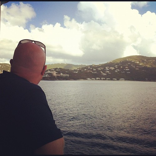 We're in St.Thomas and ready to sail on the #simplicity all day.