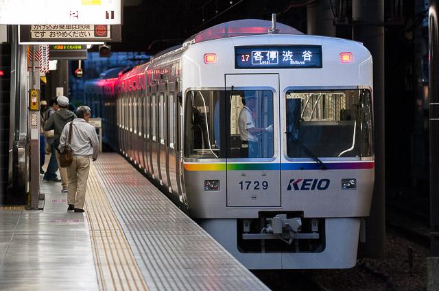京王電鉄井の頭線1000系 自動放送装置搭載 1779編成
