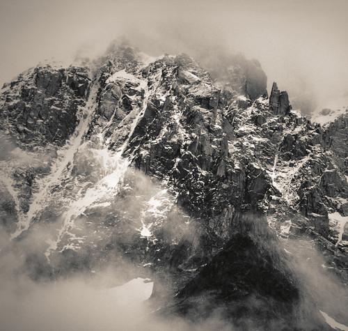 La face de l'Ogre by Yvan LEMEUR