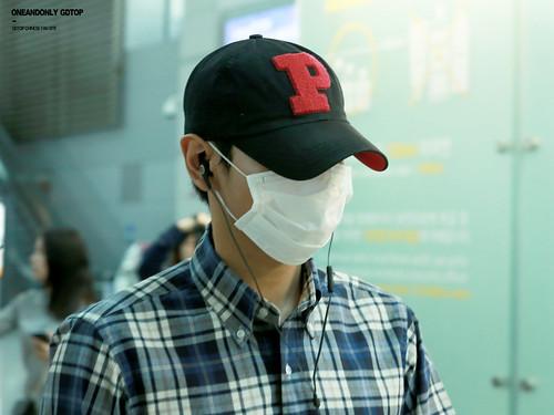Big Bang - Incheon Airport - 05jun2016 - OAO-GDTOP - 12