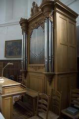 Orgels in Friesland