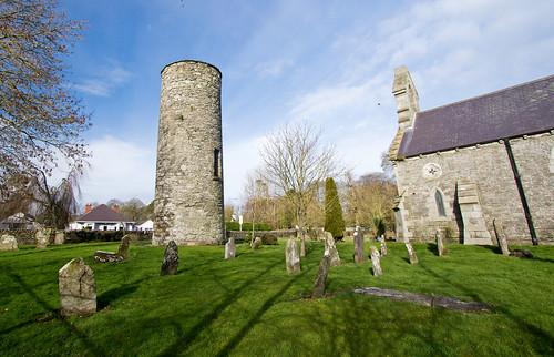 Inishkeen Round Tower