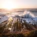 Sunset Splash by Kevin Dinkel