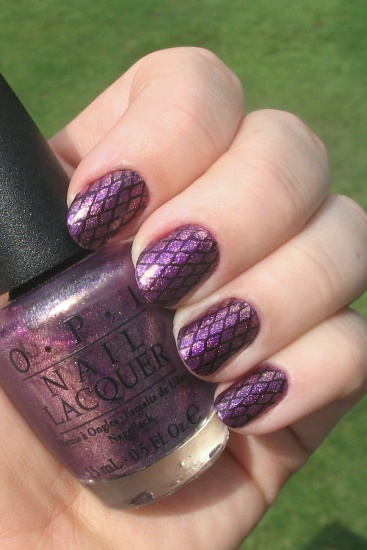 Purple with Netting (Bundle Monster)