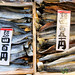 Dried Fish at Nishiki Market - Kyoto, Japan