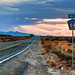 Route 66 in the Mojave Desert