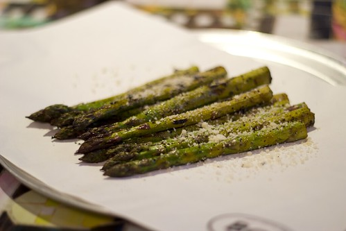 asparagus fries (the green standard)