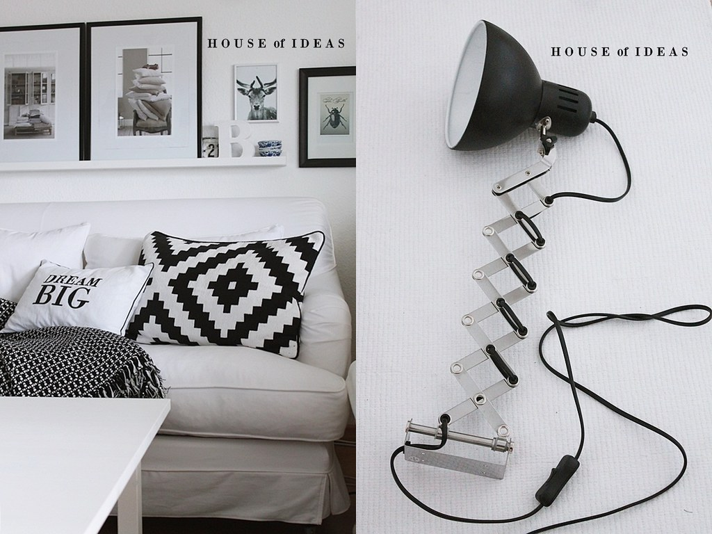 my house of ideas ikea lampe und zitronenh hnchen lampa. Black Bedroom Furniture Sets. Home Design Ideas