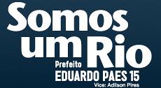 Logo: Eduardo Paes