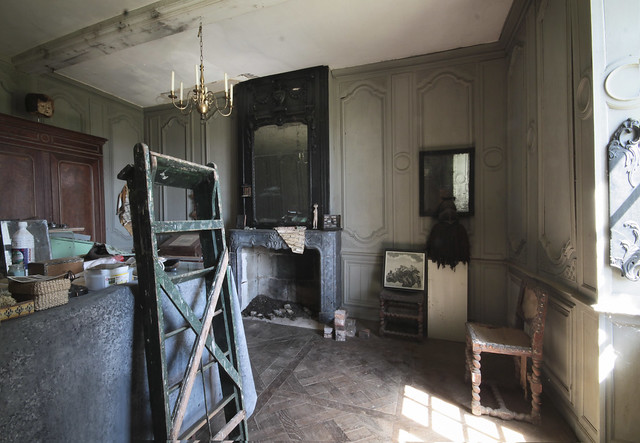 La Château - first floor store room