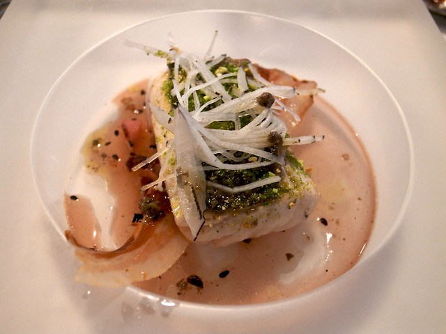 Grilled sea bass   At Chez L'Ami Jean, Paris.   By: pelican   Flickr ...