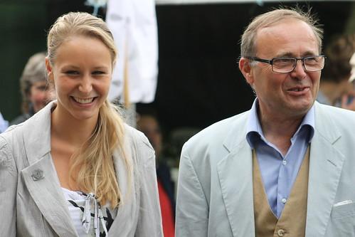 Marion Maréchal-Le Pen et Paul Le Morvan