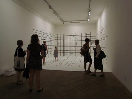 Aam Solleveld: sitespecific installation