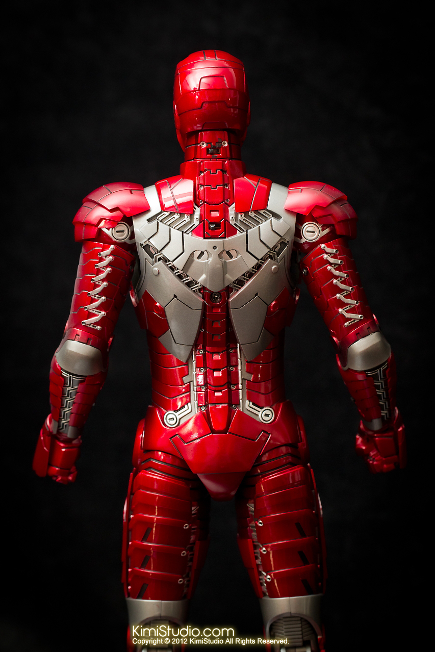 2012.09.01 Hot Toys Iron Man Mark V-012
