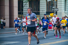 Manhattan's Running