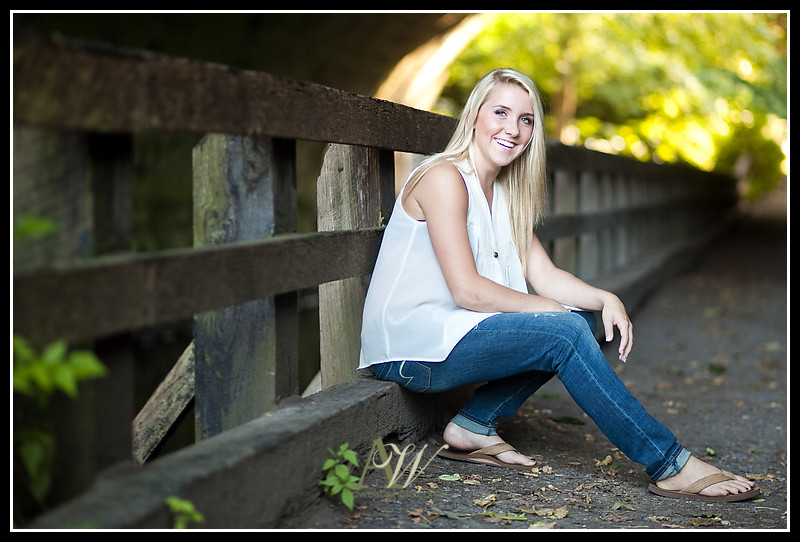 Rochester NY Senior Portrait Photos