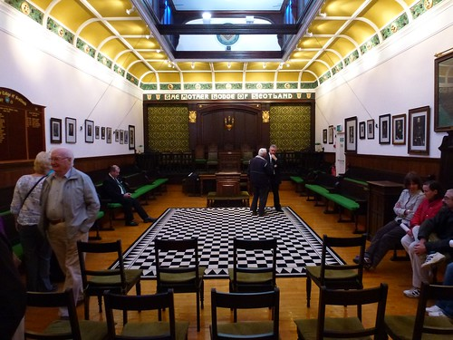 Kilwinning - Mother Lodge No 0 - room 1