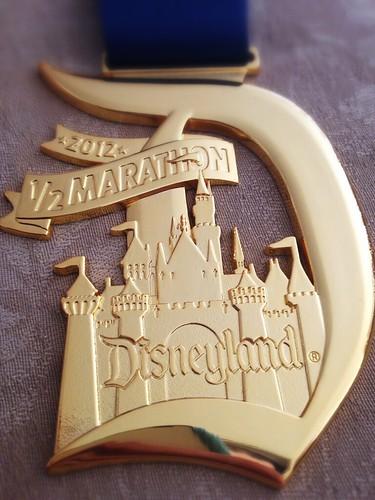 Disneyland Half 2012