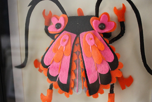 Beetle by Felt Mistress