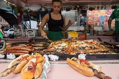 30th Avenue Street Fair: Sausages