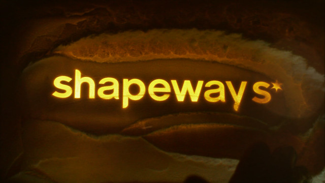 Shapeways 3D Printing Culture Video Stills 03