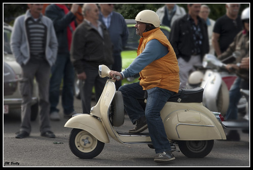 Vespa 01 by Jean Marie Bailly