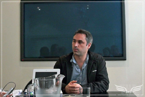 The Establishing Shot: DREDD PRODUCER & WRITER ALEX GARLAND IN CONVERSATION by Craig Grobler