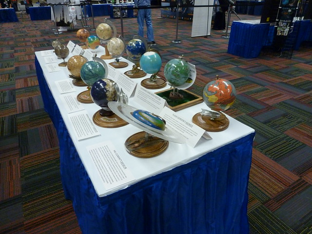 Globes, Real and Fictional