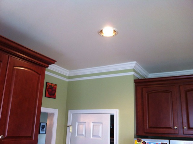 Crown Molding Over Kitchen Cabinets Flickr Photo Sharing