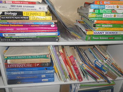 Homeschool Textbooks and Other Reading Material