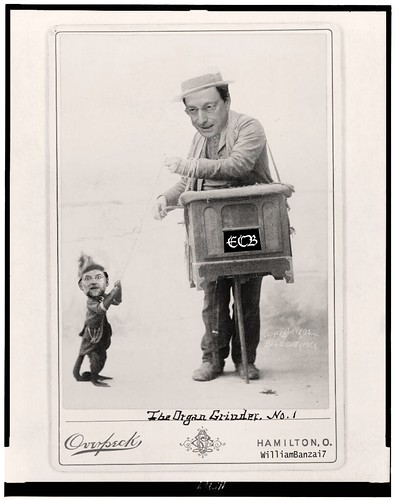 THE ORGAN GRINDER by Colonel Flick