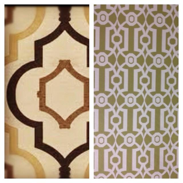 Panel patterns