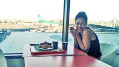Desayuno en Barajas