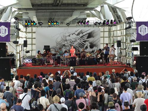 2012-09-08 豊田橋の下世界音楽祭