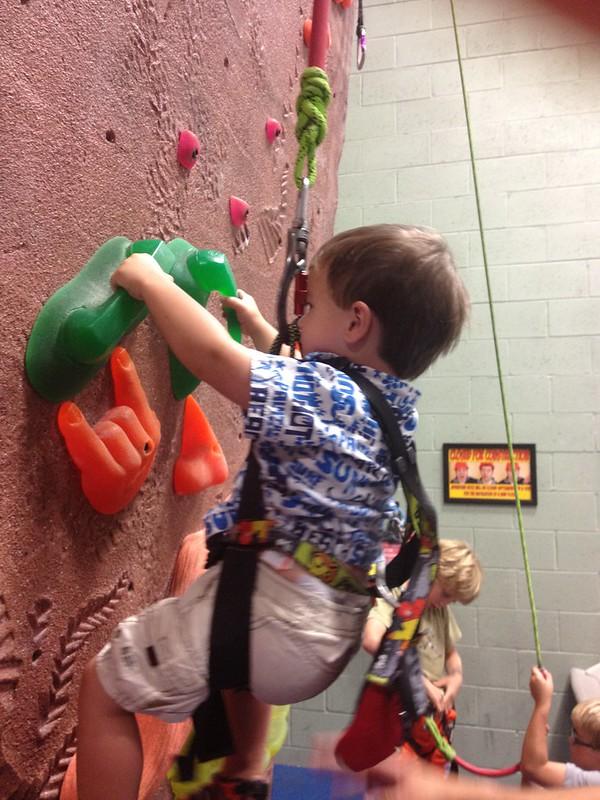 242 climbing