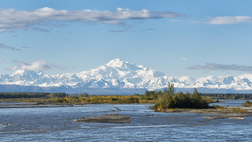 Southern View of Denali
