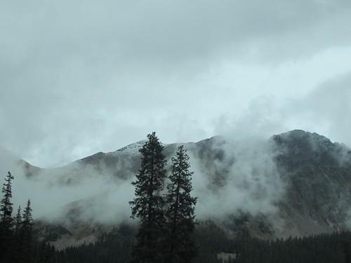 A-Basin September Snow